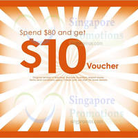 Read more about Guardian Spend $80 & Get $10 OFF 19 - 31 Jul 2014