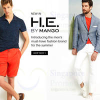 Read more about H.E. by Mango Now Available Online 5 Jul 2014