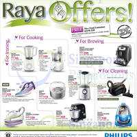 Read more about Harvey Norman Phillips Electronics Hari Raya Offers 17 - 23 Jul 2014