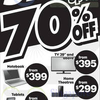 Read more about Harvey Norman Bukit Panjang Facelift Sale 25 Jul - 1 Aug 2014