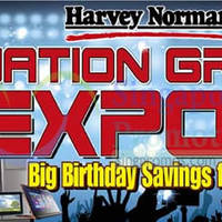 Read more about Harvey Norman Nation's Grand Expo @ Singapore Expo 8 - 10 Aug 2014