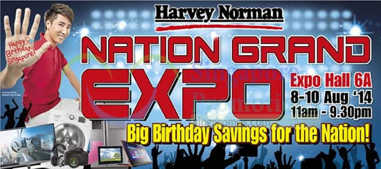 Harvey Norman 6 Aug 2014