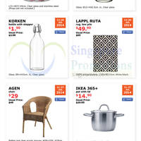 Read more about IKEA Limited Time Deals 7 - 27 Jul 2014