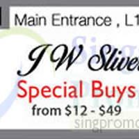 Read more about JW Sliver Promo Event @ Isetan Katong 10 - 17 Jul 2014