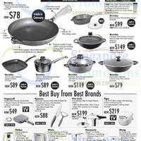 Read more about Isetan Berndes Kitchenware Clearance Sale @ Isetan Scotts 24 Jul - 5 Aug 2014