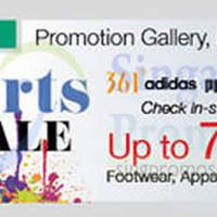 Read more about Isetan Sports Sale @ Isetan Orchard 1 - 21 Aug 2014