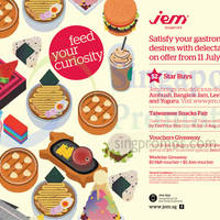 Read more about Jem Feed Your Curiosity Promotions & Events 11 Jul - 3 Aug 2014