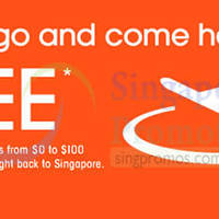 Read more about Jetstar Pay To Go & Return For FREE Sale 15 - 18 Jul 2014