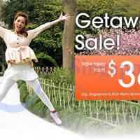 Read more about Jetstar From $36 Getaway SALE Promo Air Fares 25 - 29 Jul 2014