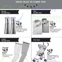 Read more about John Little $49 Deals National Day Promo 31 Jul - 10 Aug 2014