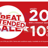 Read more about Key Power 10% OFF Storewide Promo 12 - 27 Jul 2014