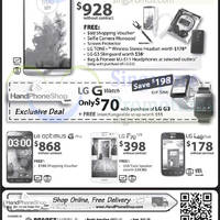 Read more about LG Smartphones No Contract Offers 26 Jul 2014