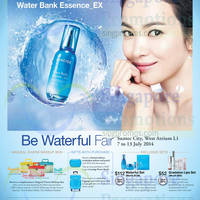 Read more about Laneige Be Waterful Fair @ Suntec City 7 - 13 Jul 2014