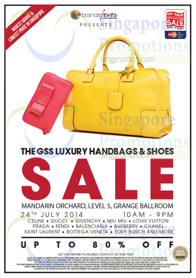 Level 5 Grange Ballroom Sale