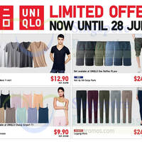 Read more about Uniqlo Islandwide Limited Offers 24 - 28 Jul 2014