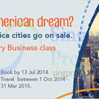 Read more about Lufthansa 18 America Cities Sale Plus FREE Lounge Access Promo 4 - 13 Jul 2014