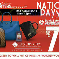 Read more about Luxury City Branded Handbags Sale 2 Aug 2014