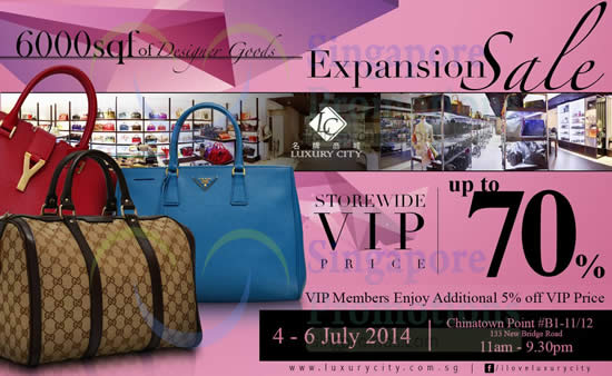 Luxury City 5 Jul 2014