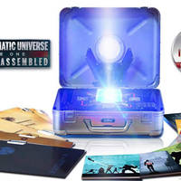 Read more about Marvel 41% OFF Cinematic Universe Phase 1 Blu-Ray Collection 24hr Promo 25 - 26 Jul 2014