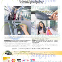 Read more about Maybank Platinum Debit Card 9 Jul 2014