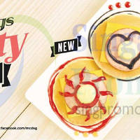 Read more about McDonald's New Hearty Hotcakes 31 Jul 2014