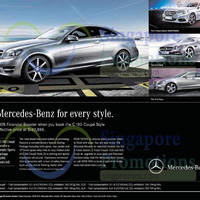 Read more about Mercedes Benz C180 Offer 5 Jul 2014