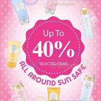 Read more about Missha 40% OFF All Around Sun Safe Items Promo 16 - 31 Jul 2014