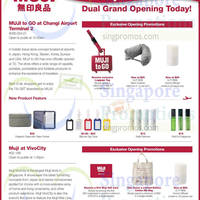 Read more about Muji Grand Opening Offers @ VivoCity & Changi Airport 3 Jul 2014