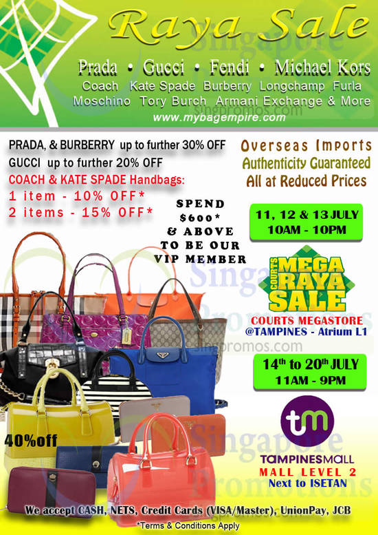 My Bag Empire 11 Jul 2014