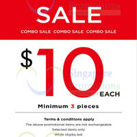 Read more about NET $10 Combo Sale 15 Jul 2014