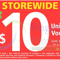 Read more about Unity Spend $80 & Get FREE $10 Voucher Promo 25 - 31 Jul 2014