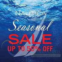 Read more about Nautica Seasonal SALE 23 Jul 2014
