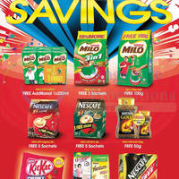 Read more about Nestle Buy More Save More Selected Products Promo 10 - 31 Jul 2014