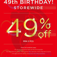 Read more about Net 49% OFF Storewide Promo 29 Jul - 17 Aug 2014