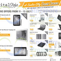 Read more about Digital Style Grand Opening Offers @ Suntec City 11 - 13 Jul 2014