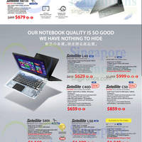 Read more about Toshiba Notebooks & Tablets Promotion Offers 7 Jul - 31 Aug 2014