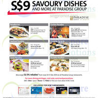Read more about Paradise Group of Restaurants Offers For OCBC Cardmembers 8 Jul - 30 Sep 2014