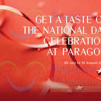 Read more about Paragon National Day Celebration Offers For Citibank Cardmembers 25 Jul - 10 Aug 2014