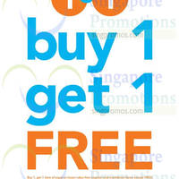 Read more about Payless Shoesource Buy 1 Get 1 FREE Promo 25 - 31 Jul 2014