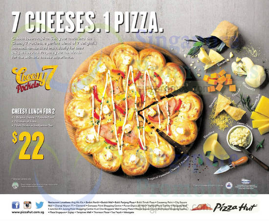 Pizza Hut 30 Jul 2014