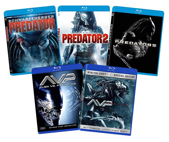 Predator Bundle