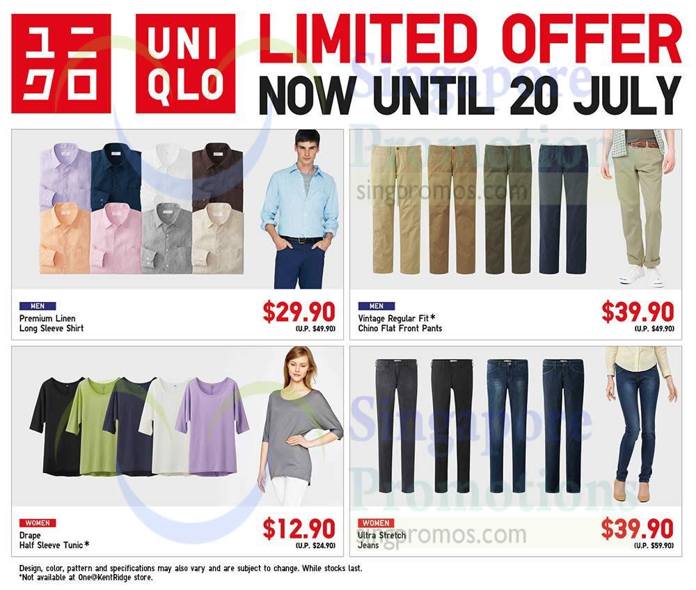 Premium Linen Shirt, Vintage Front Pants, Drape, Ultra Stretch Jeans