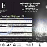 Read more about Singapore International Jewelry Expo (SIJE) @ MBS 3 - 6 Jul 2014