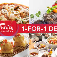 Read more about Resorts World Sentosa 1 For 1 Buffet & Set Dinners Tuesdays Promo 22 Jul - 26 Aug 2014