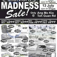 Read more about Rozel Furniture Pre-Raya Midnight Madness Sale 12 - 13 Jul 2014