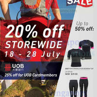 Read more about Running Lab 20% OFF Storewide Promo 18 - 28 Jul 2014
