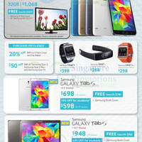 Read more about Samsung Smartphones, Tablets & Gear No Contract Offers 12 Jul 2014