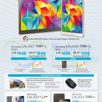 Read more about Samsung Galaxy Tab S Roadshow @ Funan 19 - 20 Jul 2014