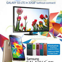 "Read more about Samsung Buy Galaxy S5 LTE & Get FREE 24"" Samsung LED TV Promo 12 Jul 2014"