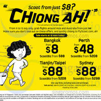"Read more about Scoot From $8 ""Chiong Ah"" Promo Air Fares 11 - 13 Jul 2014"